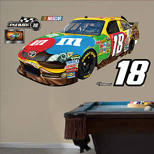 Kyle Busch #18 Car 2012